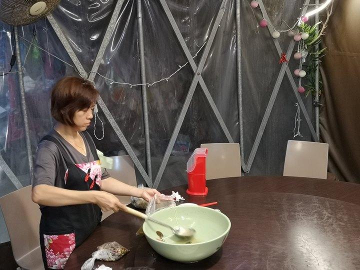 changwu14 北投-張吳記不是張無忌 特色超大碗什錦麵 油雞黑排骨&XO醬炒飯 都好吃