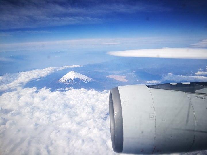 flyngo12 201803桃園名古屋羽田松山 有富士山作伴的旅程