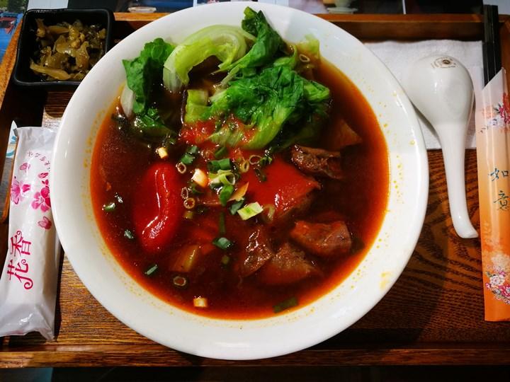 hogarden09 新竹-禾園茶館 園區科技生活館也有好吃牛肉麵