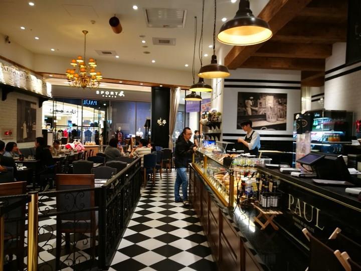 paulhsinchu03 新竹-PAUL(巨城店)來自法國百年麵包店 百年來堅持落伍 麵包外餐點也好吃