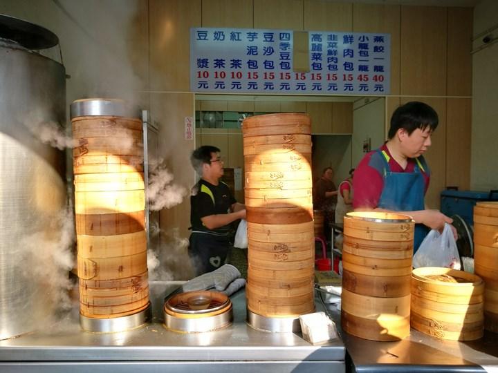 shanghaibao04 新竹-湳雅街上海鮮肉包 皮Q彈內餡夠味