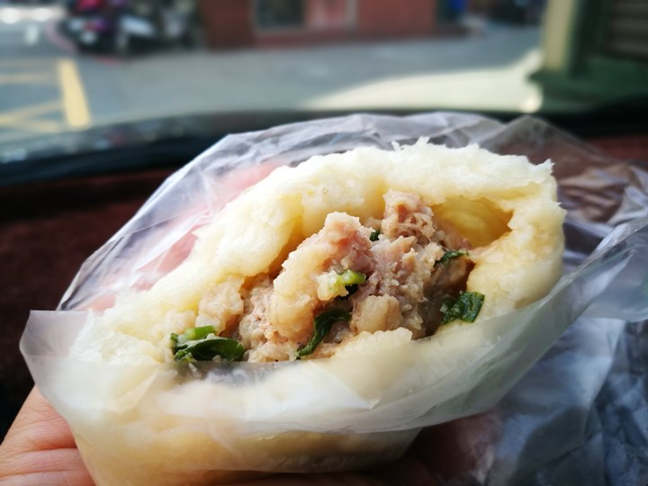 shanghaibao08 新竹-湳雅街上海鮮肉包 皮Q彈內餡夠味