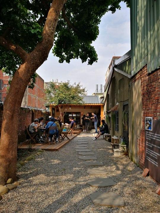 wethey05 中壢-我們他們咖啡 老街溪旁老屋屬於大家的咖啡館