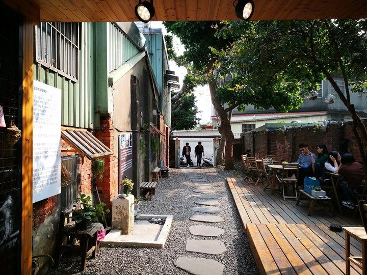 wethey15 中壢-我們他們咖啡 老街溪旁老屋屬於大家的咖啡館