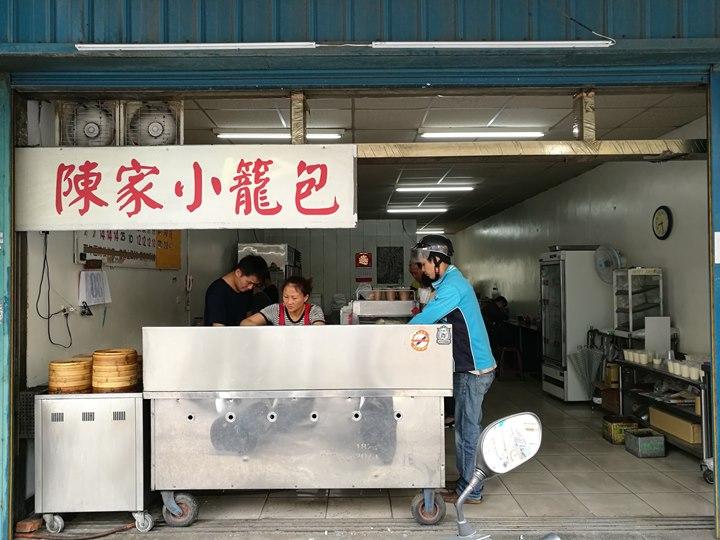 chenbao2 新竹-湳雅街陳家小籠包 皮Q餡多汁