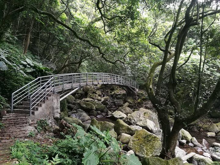 chingshanwaterfall17 石門-青山瀑布步道 輕鬆愜意舒適賞瀑布