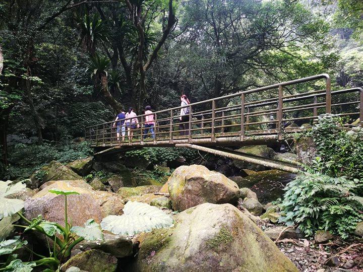 chingshanwaterfall20 石門-青山瀑布步道 輕鬆愜意舒適賞瀑布
