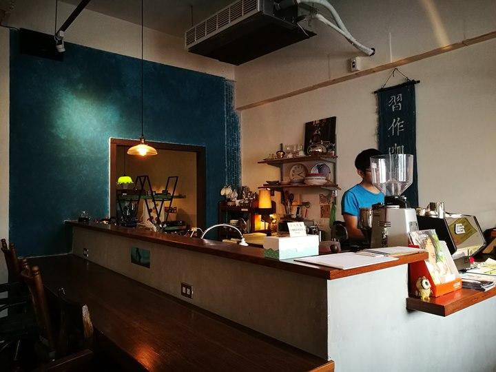 homework04 桃園-習作咖啡部 一人咖啡館 輕鬆愜意環境舒適