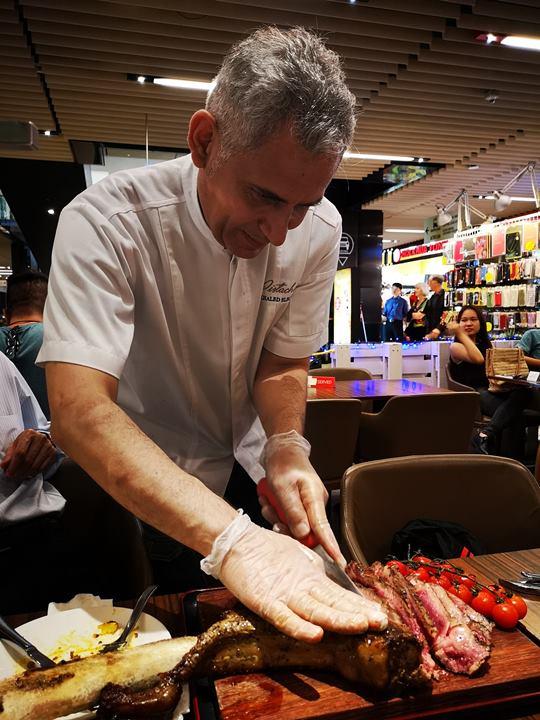 Pistachio12 Singapore-Pistachio Middle Eastern & Mediterranean Grill 1.8公斤戰斧震驚全場 好吃又好看