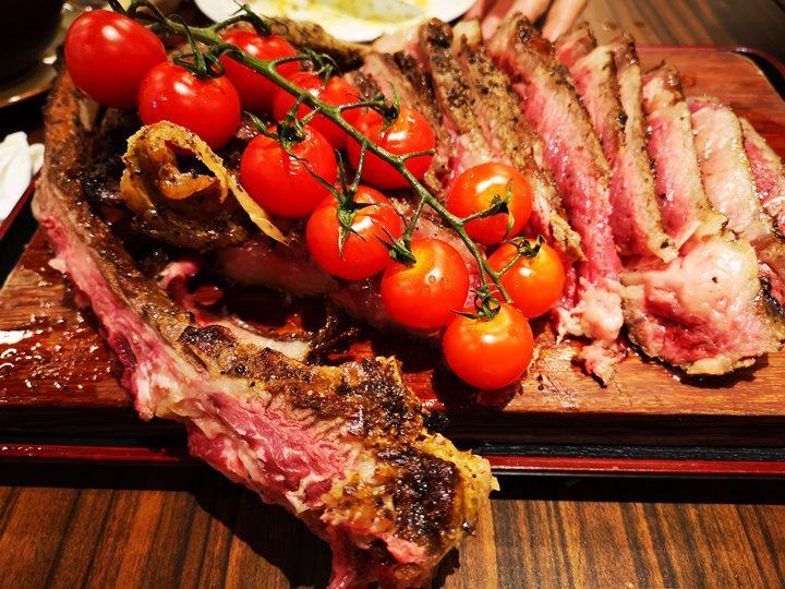Pistachio15 Singapore-Pistachio Middle Eastern & Mediterranean Grill 1.8公斤戰斧震驚全場 好吃又好看
