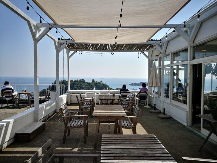 bushdecoffee04 Mirozu-和歌山見老津 國道42上最美的餐廳Bush De Coffee 景觀好食物好吃