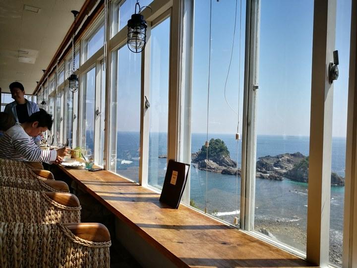 bushdecoffee12 Mirozu-和歌山見老津 國道42上最美的餐廳Bush De Coffee 景觀好食物好吃