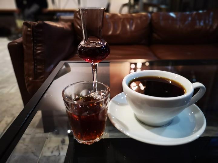 dawncafe25 新竹-續日Cafe 低調靜謐的工業風 清爽細緻的單品咖啡