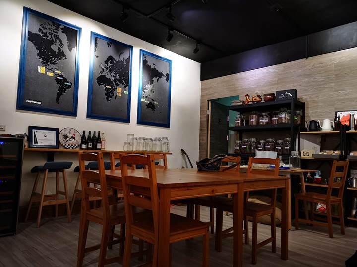 hollatte07 新竹-Hollatte馥拿鐵 咖啡香四溢溫馨小店