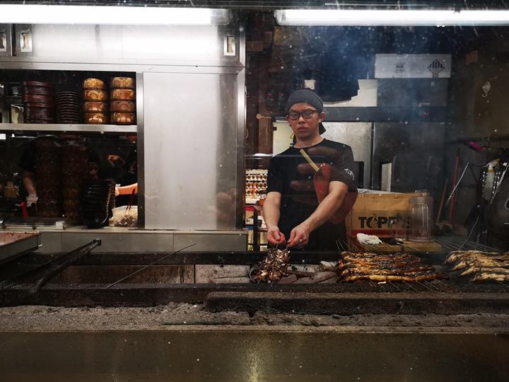 manman05 Singapore-鰻滿 鰻魚飯 新加坡也有日式道地鰻魚飯 米其林推薦排隊名店