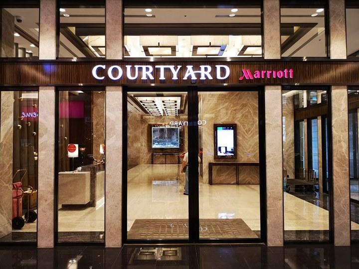moonmarriott01 南港-六福萬怡粵式餐廳 粵亮 燈光美氣氛佳餐點好吃