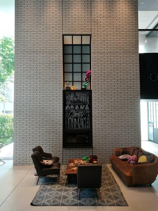 moxyhonmachi17 Honmachi-大阪Moxy Osaka Honmachi年輕熱情設計飯店IKEA風
