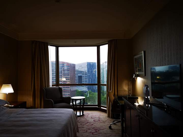 sheratontowersin05 Singapore-Sheraton Tower商務飯店交通方便