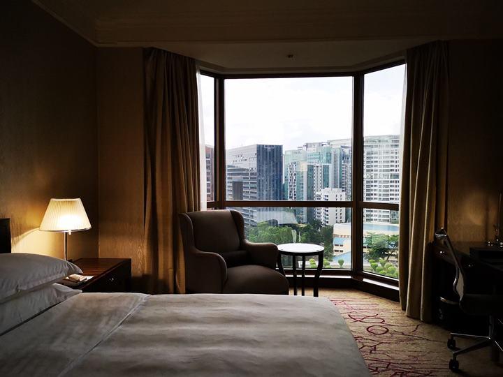 sheratontowersin07 Singapore-Sheraton Tower商務飯店交通方便