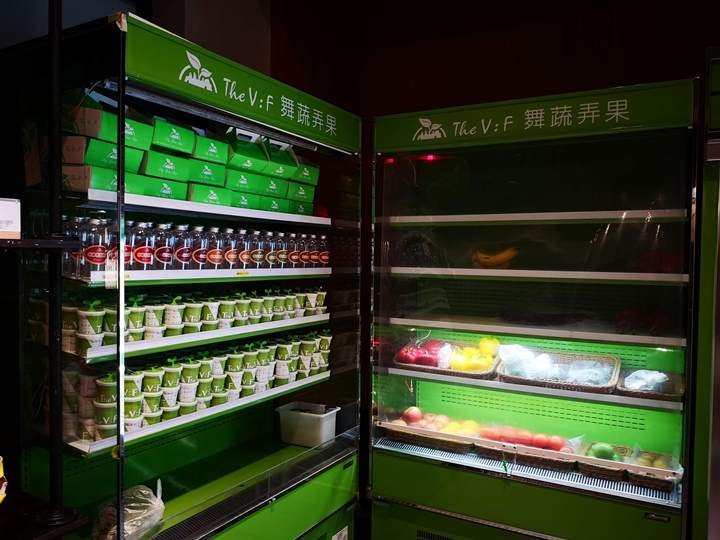 Vandf07 竹北-舞蔬弄果 健康蔬食料理