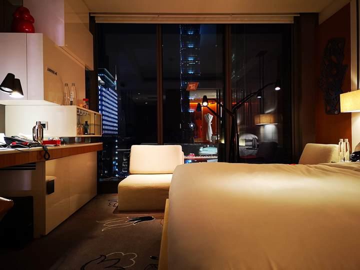 Wtaipei29 信義-摩登時尚精品飯店W Taipei