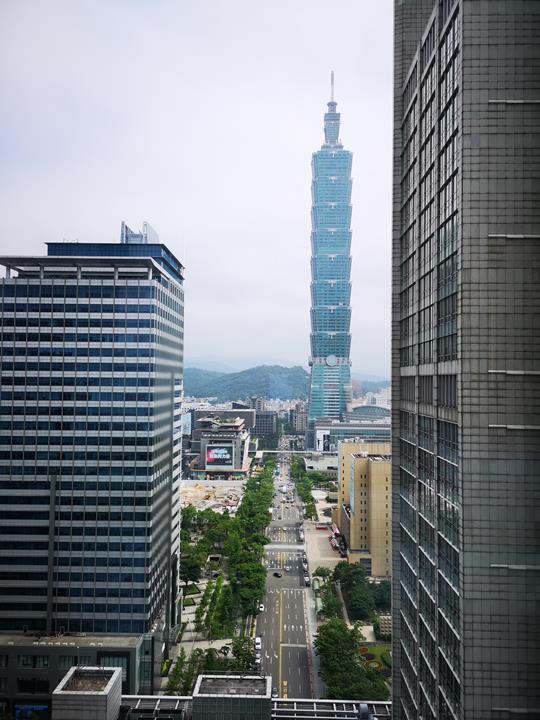 Wtaipei54 信義-摩登時尚精品飯店W Taipei
