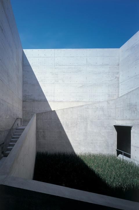 chichu07 Naoshima-地中美術館 藝術直島 安藤忠雄大作 建築美展覽有深度