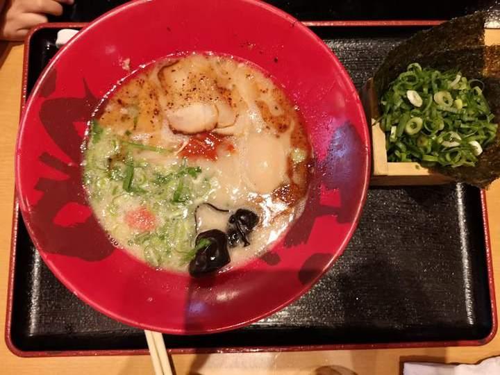 gaba08 Hiroshima-廣島車站旁 冠軍拉麵 麵屋台我馬