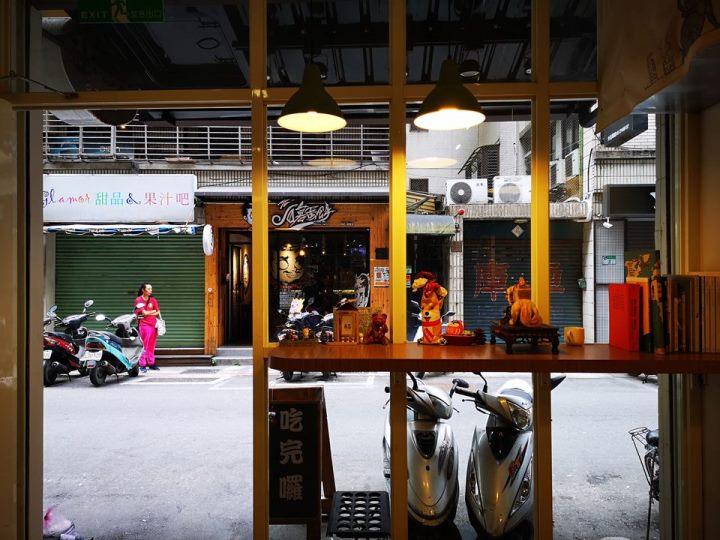 janefang06 信義-真芳碳烤吐司 鬧區中靜巷的人氣小店