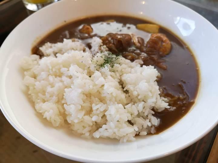 konichiwa16 Naoshima-Cafe Konichiwa直島本村港旁 可愛海景咖啡館