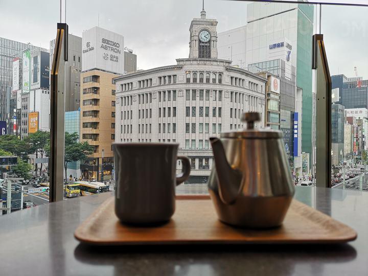 ramoo16 Ginza-RAMO FRUTAS CAFE時尚銀座大街的悠閒空間