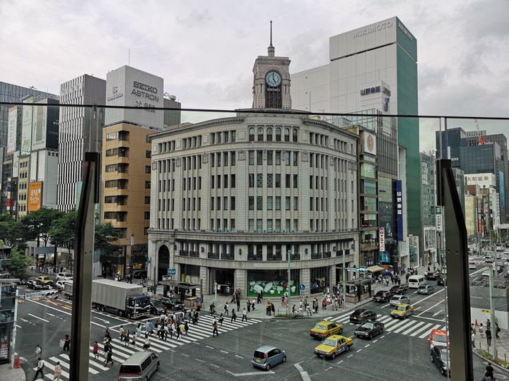 ramoo18 Ginza-RAMO FRUTAS CAFE時尚銀座大街的悠閒空間