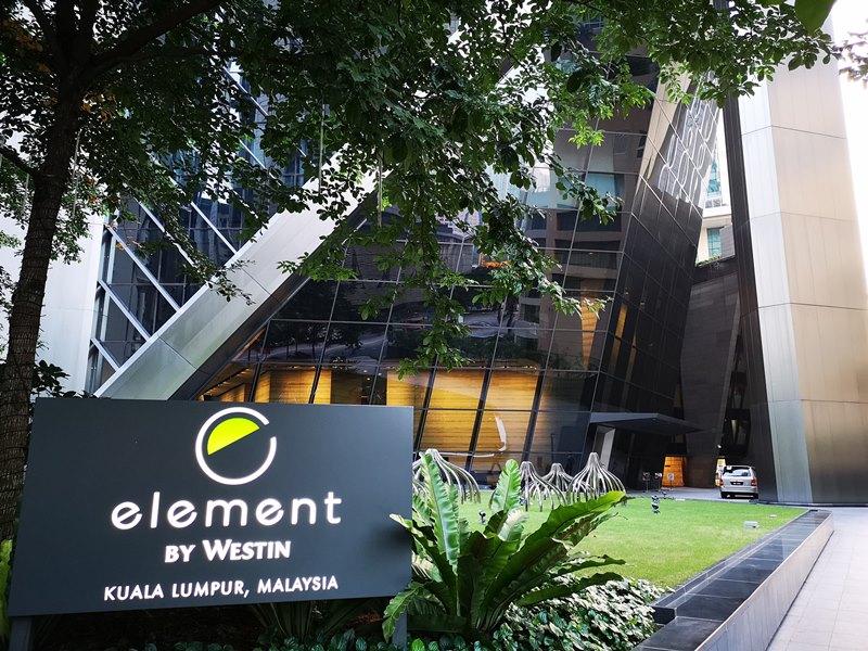 ElementKL01 萬豪酒店住宿體驗 旅人第二個家(20191008)