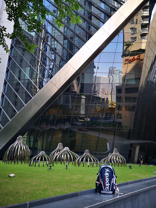 ElementKL04 Kuala Lumpur-吉隆坡Element by Westin簡單大方木質舒適飯店 升套房真開心