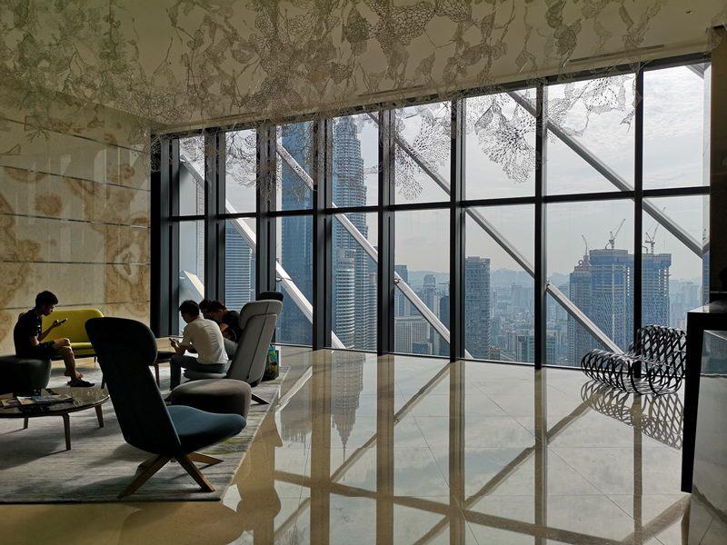 ElementKL08 Kuala Lumpur-吉隆坡Element by Westin簡單大方木質舒適飯店 升套房真開心