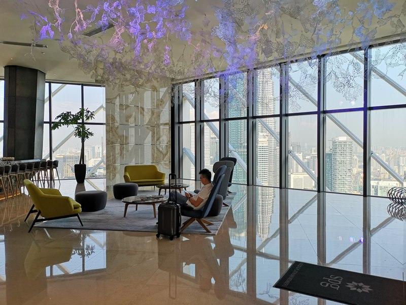 ElementKL09 Kuala Lumpur-吉隆坡Element by Westin簡單大方木質舒適飯店 升套房真開心