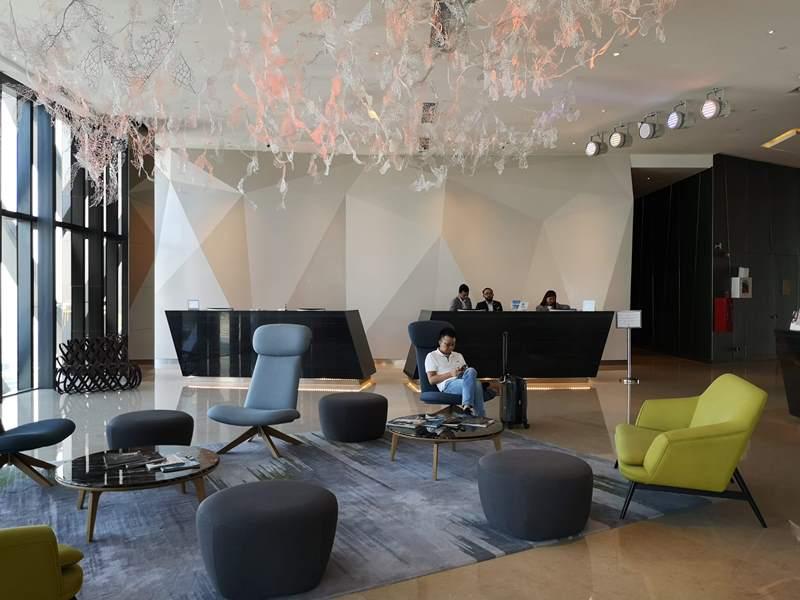 ElementKL10 Kuala Lumpur-吉隆坡Element by Westin簡單大方木質舒適飯店 升套房真開心