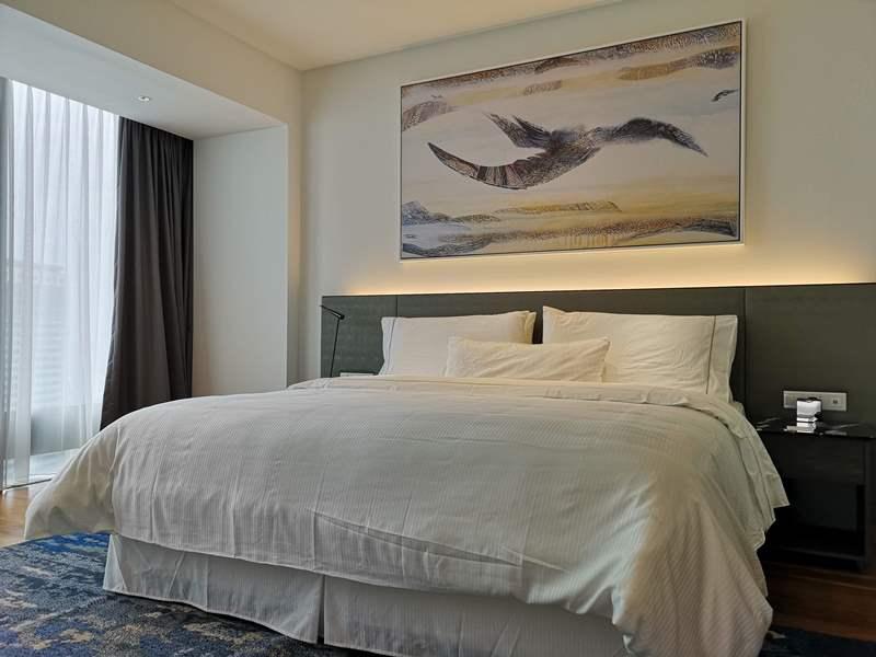 ElementKL36 Kuala Lumpur-吉隆坡Element by Westin簡單大方木質舒適飯店 升套房真開心