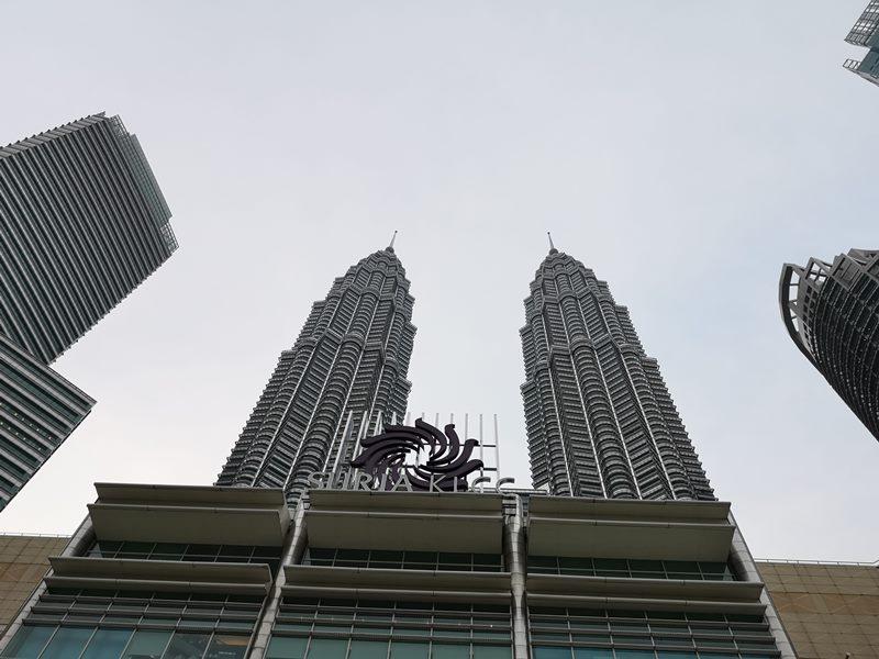 KLCC14 Kuala Lumpur-KLCC吉隆坡不可取代的地標雙子星塔