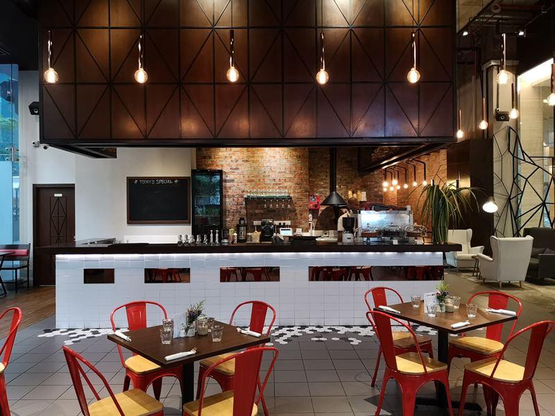 RAFT03 Kuala Lumpur-Ra Ft Cafe好舒適的環境 但不吉隆坡的價格