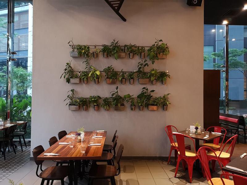 RAFT04 Kuala Lumpur-Ra Ft Cafe好舒適的環境 但不吉隆坡的價格