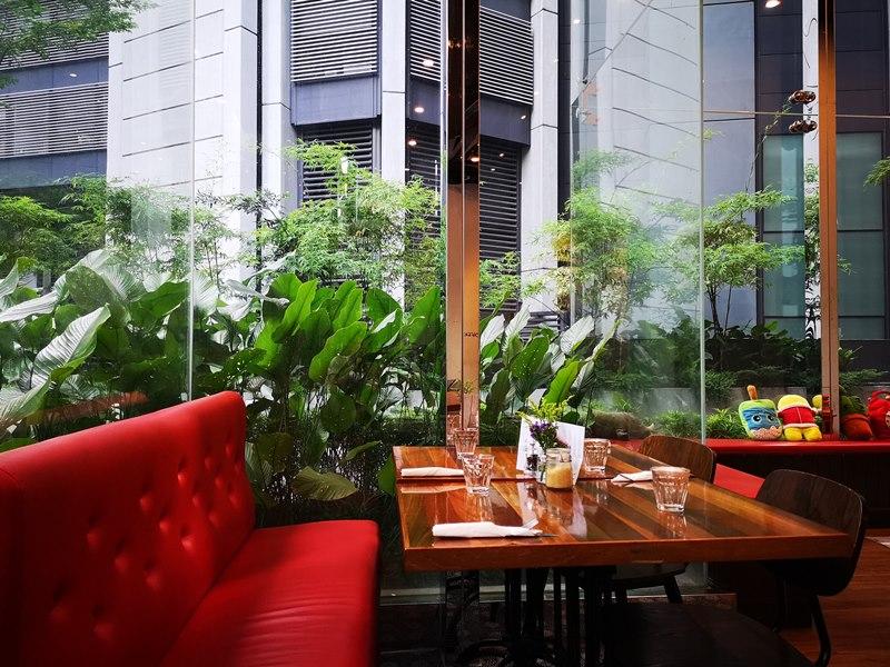 RAFT07 Kuala Lumpur-Ra Ft Cafe好舒適的環境 但不吉隆坡的價格