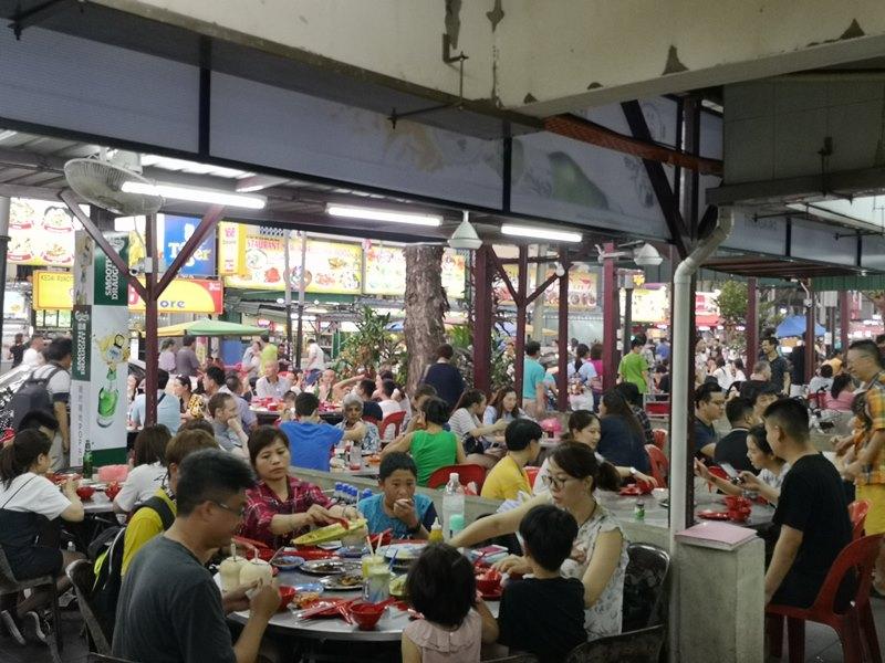 WAW10 Kuala Lumpur-吉隆坡必訪亞羅街夜市街 名店黃亞華 推薦烤雞翅與鹹蛋魷魚