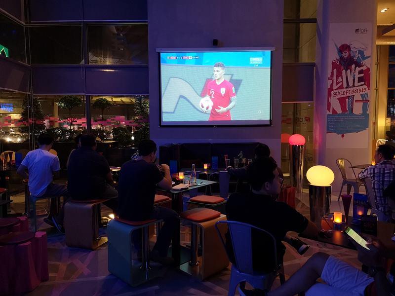 aloftklsentral14 Kuala Lumpur-Aloft吉隆坡 Sentral KL直結 輕鬆的氛圍方便的環境