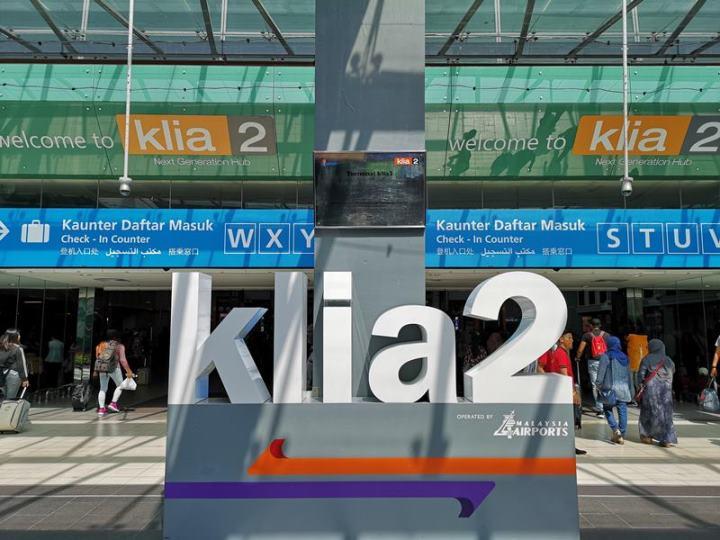 flykl201811 201807亞航初體驗 KLIA2的海關沒效率的可怕...回程請提早