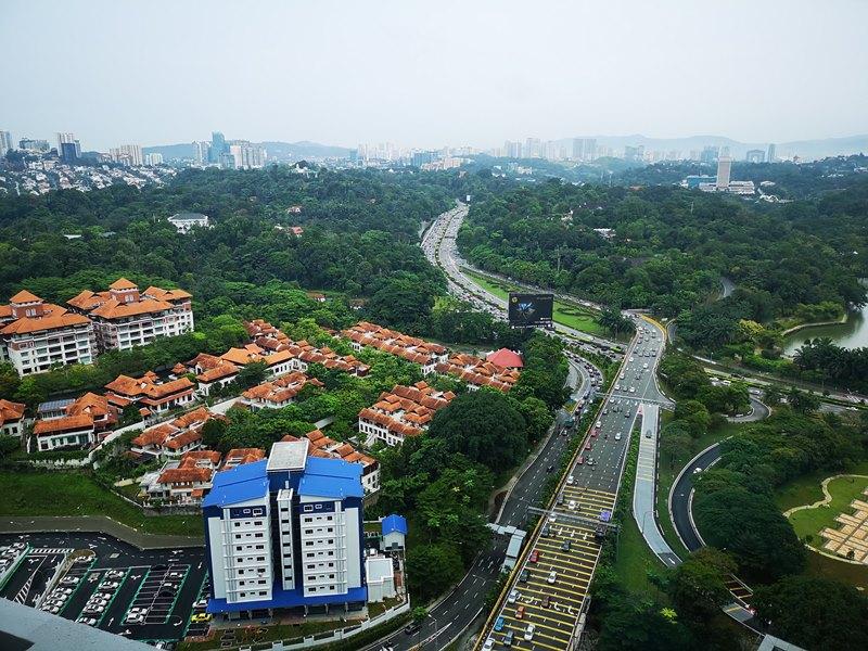 lemeridienkl32 Kuala Lumpur-Le Méridien吉隆坡KL Sentral直結 優雅的艾美