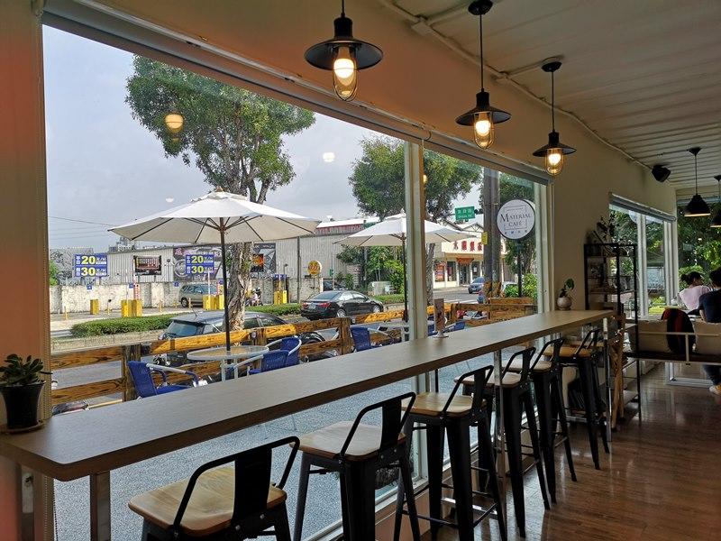 materialcafe13 中壢-素材日常咖啡Material Cafe 簡單貨櫃屋精巧美好的設計