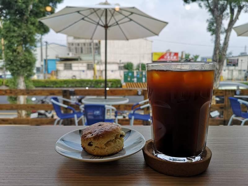 materialcafe21 中壢-素材日常咖啡Material Cafe 簡單貨櫃屋精巧美好的設計