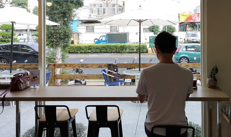 materialcafe23 中壢-素材日常咖啡Material Cafe 簡單貨櫃屋精巧美好的設計