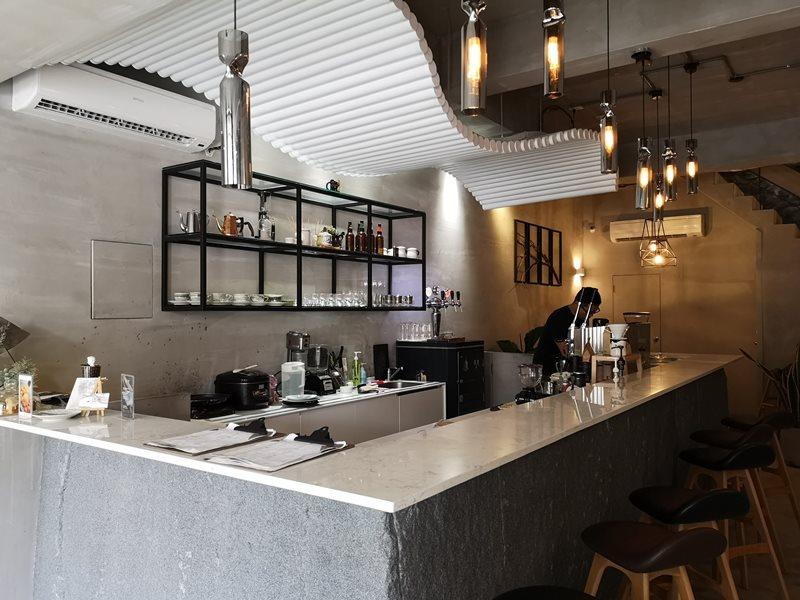 rollingstone04 中壢-流石咖啡 簡單清水模工業風